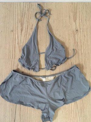 Bikini gris pizarra