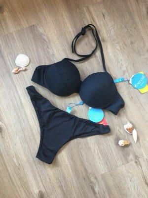 Bikini Schwarz Gr.M