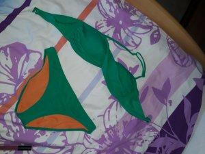 C&A Bikini turquesa-verde claro