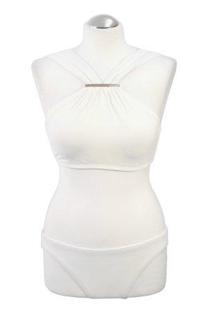 Bikini-Set in Weiß