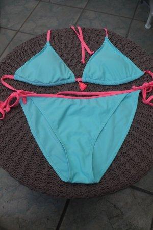 Bikini * Triangel - Top * Quaste * Größe M * nie getragen *