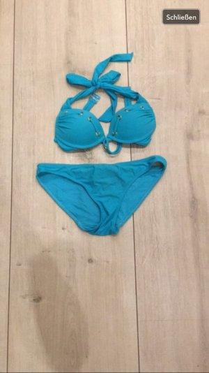 Bikini türkis größe A75 und S