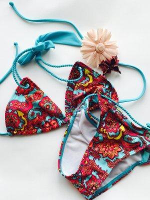 Bikini von Billabong, Gr. XS, bunt, neu ohne Etikett