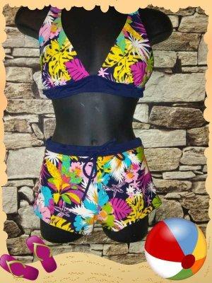 Hunkemöller Bikini multicolore Tessuto misto