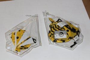 Bikini von Volcom in gelb-schwarz - neu und originalverpackt!
