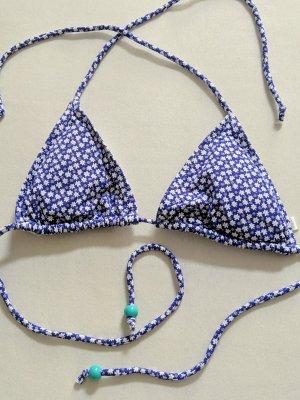 Bikinitop Triangelbikini millefleurs