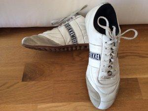 Bikkemberg Sneaker weiß, Gr 42