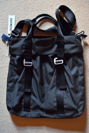 Bikkembergs Bag black-white