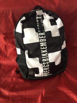 Bikkembergs Mochila para portátiles negro-blanco