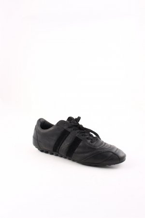 Bikkembergs Lace Shoes black athletic style