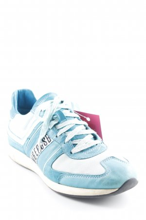 Bikkembergs Lace-Up Sneaker multicolored athletic style