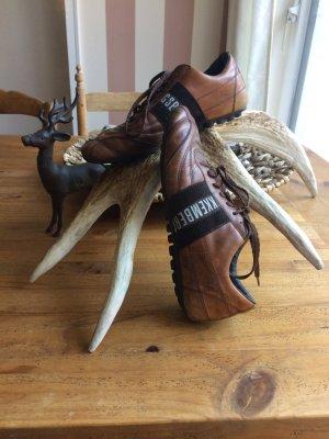 Bikkembergs Schuhe aus Leder