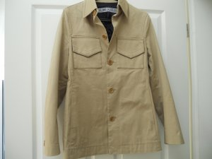 Bikkembergs Jacket beige cotton