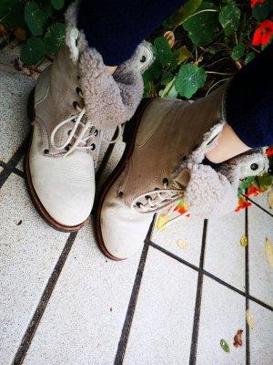 Bikkembergs Boots oatmeal