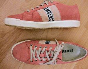 Bikkenbergs Leder Sneaker neuwertig
