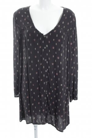 Billabong Blouse Dress graphic pattern casual look