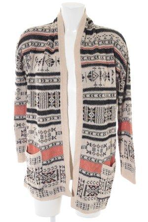 Billabong Cardigan abstract pattern casual look