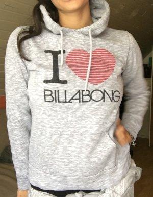 Billabong Damen Kapuzen Pullover -I Love Billabong-