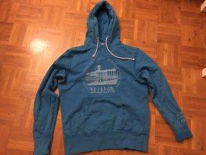 Billabong Hoodie, türkis-blau, Gr. Small