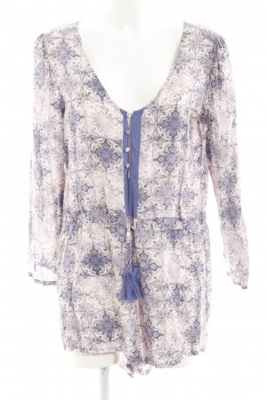 Billabong Jumpsuit florales Muster Beach-Look
