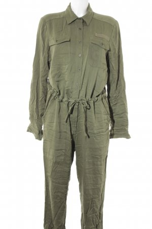 Billabong Jumpsuit khaki Military-Look