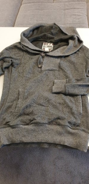 Billabong Capuchon sweater antraciet