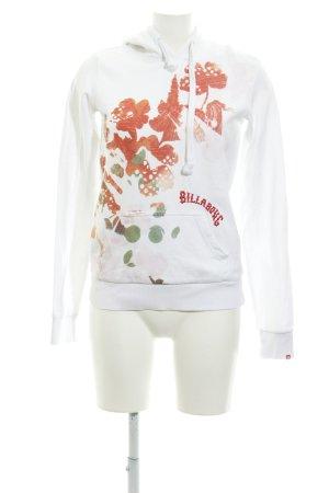 Billabong Sudadera con capucha estampado floral look casual
