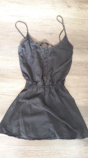 Billabong Kleid Kleidchen Minikleid Sommerkleid Charcoal S