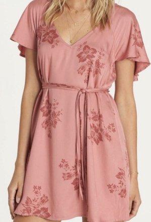 Billabong Mini Dress pink-dusky pink