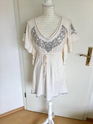 Billabong Kleid Tunikakleid mit Stickerei Größe M