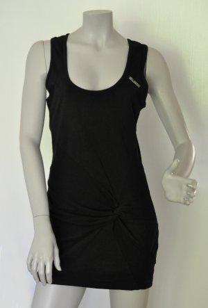 Billabong Minikleid Longtop Shirt Baumwolle schwarz Gr. T3 (= M) WIE NEU