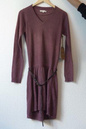 Billabong Pipa Dress Women Deep Berry