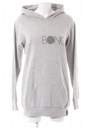 Billabong Sweater Dress light grey casual look