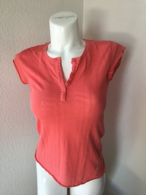 Billabong Shirt lachsfarben Größe 10