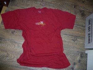 Billabong Shirt rot Gr 42-44