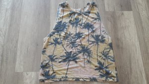 Billabong Shirt Top Tank Tanktop Palmen Tropical S