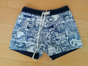 Billabong Short moulant multicolore polyester
