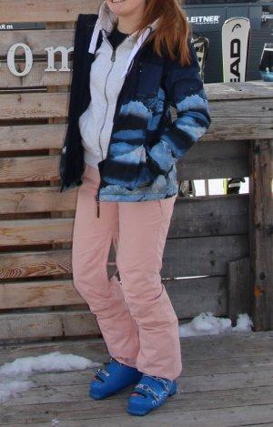 Billabong Pantalone da neve rosa pallido Poliestere