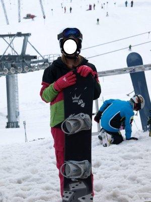 Billabong Snowboardjacke Skijacke Gr. XS/ 164