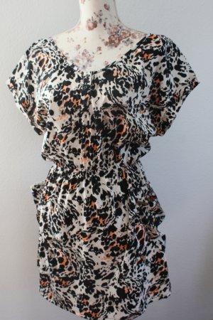Billabong Cut out jurk veelkleurig