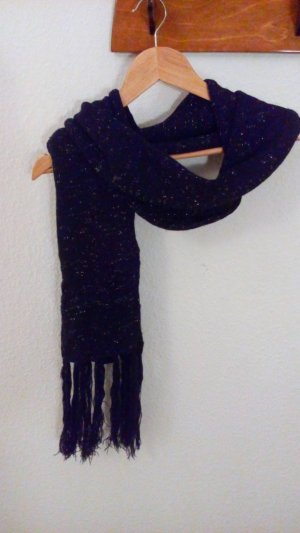 Billabong Knitted Scarf black