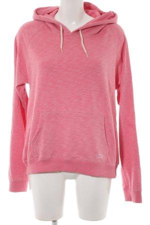 Billabong Sweatshirt wollweiß-rosa meliert Casual-Look