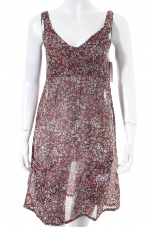 Billabong Pinafore dress flower pattern classic style