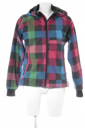 Billabong Between-Seasons Jacket check pattern casual look