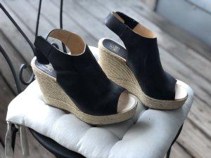 Billi Bi Copenhagen Leather Wedges