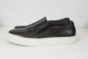 Billi Bi Scarpa slip-on nero-bianco Pelle