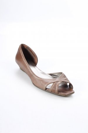 Billi bi Sandals brown casual look