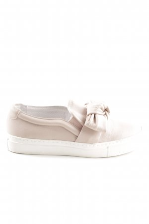 Billi Bi Slip-on Sneakers cream casual look
