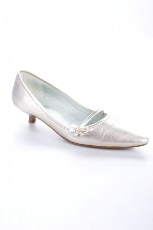"Billi Bi Pointed Toe Pumps ""Champan"""