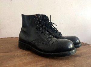 Biltrite H. H. Brown Boots, Stahlkappen, Leder, Gr. 42